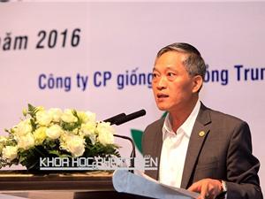 Thứ trưởng Bộ KH&CN Trần Văn Tùng: Truyền thông đang tham gia tích cực vào công tác quản lý