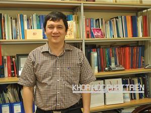 PGS-TS Phạm Thành Huy: Người phát ngôn khoa học cũng cần có kiến thức báo chí