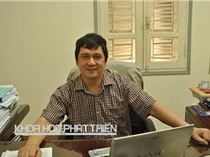 PGS-TS Phạm Thành Huy: Nhà khoa học mê viết báo