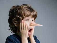 Trẻ biết nói dối từ khi 2 tuổi