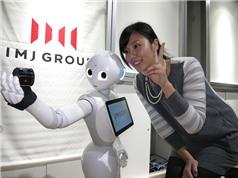 Robot biết đọc cảm xúc được nâng cấp