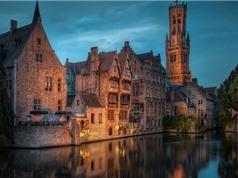 Bruges - thành phố cổ tích của châu Âu