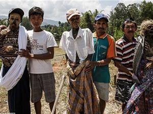 Rợn người chuyện xác chết biết đi ở Indonesia