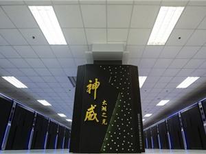 Siêu máy tính nhanh nhất thế giới dùng chip Trung Quốc
