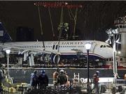 Các nước trục vớt máy bay gặp nạn ra sao?