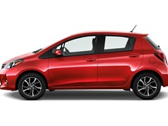 Chi tiết chiếc hatchback hơn 600 triệu đồng của Toyota