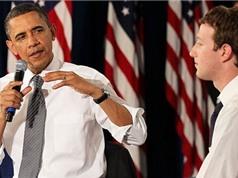 Lý giải người dùng Việt chưa có Apple SIM, Obama hẹn ông chủ Facebook đàm đạo