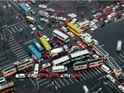 Thủ đô Bắc Kinh của Trung Quốc đang sụt lún 11 cm mỗi năm
