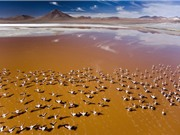 Chiêm ngưỡng 10 hồ nước đẹp nhất thế giới
