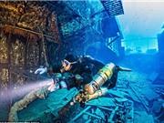 """Khám phá """"kho báu"""" dưới đáy biển Địa Trung Hải"""