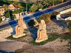 Bí ẩn rợn người sau những bức tượng ca hát ở Ai Cập
