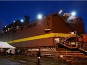 Nhà máy điện hạt nhân nổi - giải pháp để Nga thám hiểm Bắc Cực