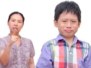 Những cách cư xử khiến con thất bại trong tương lai