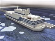 Chùm ảnh: Ấn tượng với nhà máy điện hạt nhân nổi đầu tiên trên thế giới