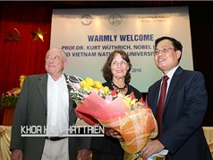 Chương trình Gặp gỡ Việt Nam 2016: Kéo khoa học Việt Nam gần với thế giới