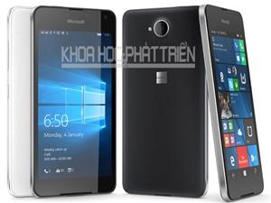 Smartphone Lumia mỏng nhất trong lịch sử giảm giá hấp dẫn