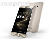 Asus ZenFone 3 Deluxe - smartphone đầu tiên dùng chip Snapdragon 821