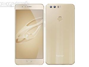 Huawei ra mắt Honor 8: Thiết kế 2 mặt kính, camera kép 12 MP