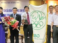 Việt Nam lần đầu đăng cai thi Olympic Sinh học quốc tế