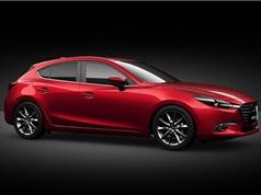 Mazda 3 2017 trình làng: Nâng cấp mạnh mẽ, giá hấp dẫn