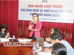 Techmart Hanoi 2016 - Liên kết cùng phát triển