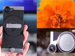 """Clip: Công nghệ biến smartphone thành máy ảnh trong """"1 nốt nhạc"""""""