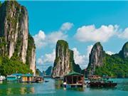Vịnh Hạ Long lọt Top 10 địa điểm du lịch lý tưởng nhất Đông Nam Á