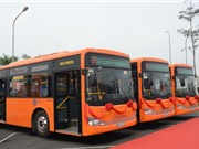Xe buýt Hà Nội trang bị wifi miễn phí