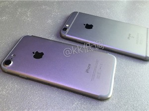 Clip: So sánh thiết kế của iPhone 7 với iPhone 6s