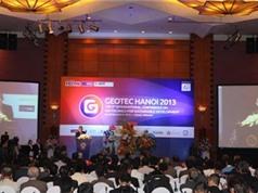 Geotec Hanoi 2016 đạt kỷ lục về số lượng báo cáo đăng ký