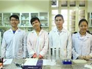 4 thí sinh Việt Nam giành huy chương Olympic Sinh học quốc tế