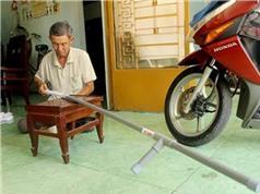 Sáng chế gậy phun thuốc diệt cỏ; Tìm ra muỗi truyền virus Zika phổ biến ở Việt Nam