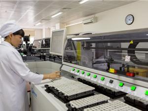 Bệnh viện Chợ Rẫy trang bị hệ thống xét nghiệm nhanh nhất Việt Nam