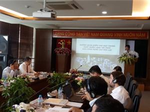 """""""Làng trí thức"""" khu CNC Hòa Lạc dự kiến sẽ có dân số hơn 200.000 người"""