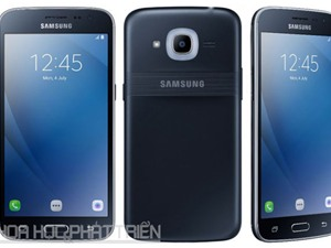 Samsung ra mắt smartphone giá rẻ, kết nối 4G LTE