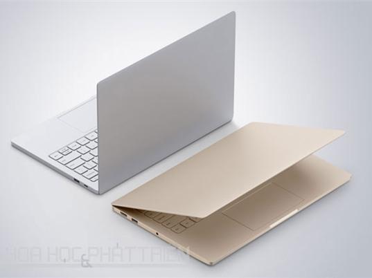 Xiaomi giới thiệu laptop đẹp như MacBook, giá hấp dẫn