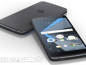 """""""BlackBerry Android"""" DTEK50 ra mắt: Cấu hình cao, giá tầm trung"""