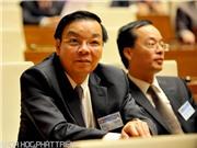 Quốc hội phê chuẩn thành viên Chính phủ mới