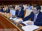 Luật Năng lượng nguyên tử (sửa đổi) sẽ xin ý kiến Quốc hội vào năm 2017