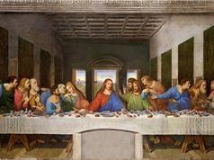 Lộ lý do Leonardo da Vinci không vẽ hào quang quanh đầu Chúa Jesus