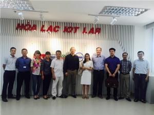 Tổ chức khóa đào tạo về công nghệ IoT