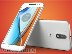 Cận cảnh smartphone giá 4,45 triệu đồng của Lenovo