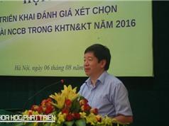 Việt Nam: Nghiên cứu cơ bản sẽ hướng tới công bố trên các tạp chí chất lượng cao
