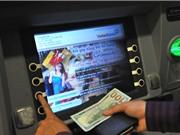 Chỉ cần 60 giây để đổi ngoại tệ tại ATM VietinBank