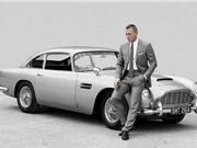 Top 10 xe hơi đắt đỏ nhất trong lịch sử điện ảnh