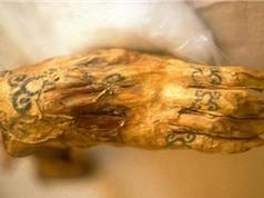 Bí ẩn hình xăm trên những xác ướp cổ đại