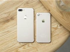 Hình ảnh thực tế iPhone 7 và iPhone 7 Plus