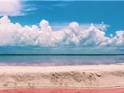 """Khám phá hồ nước có màu hồng """"siêu bí ẩn"""" ở Mexico"""