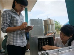 Sáng chế công nghệ sấy khô bánh tráng; Mạng 3G Việt Nam thuộc nhóm chậm nhất thế giới;