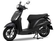 Khám phá chiếc tay ga giá rẻ, siêu tiết kiệm xăng của Yamaha